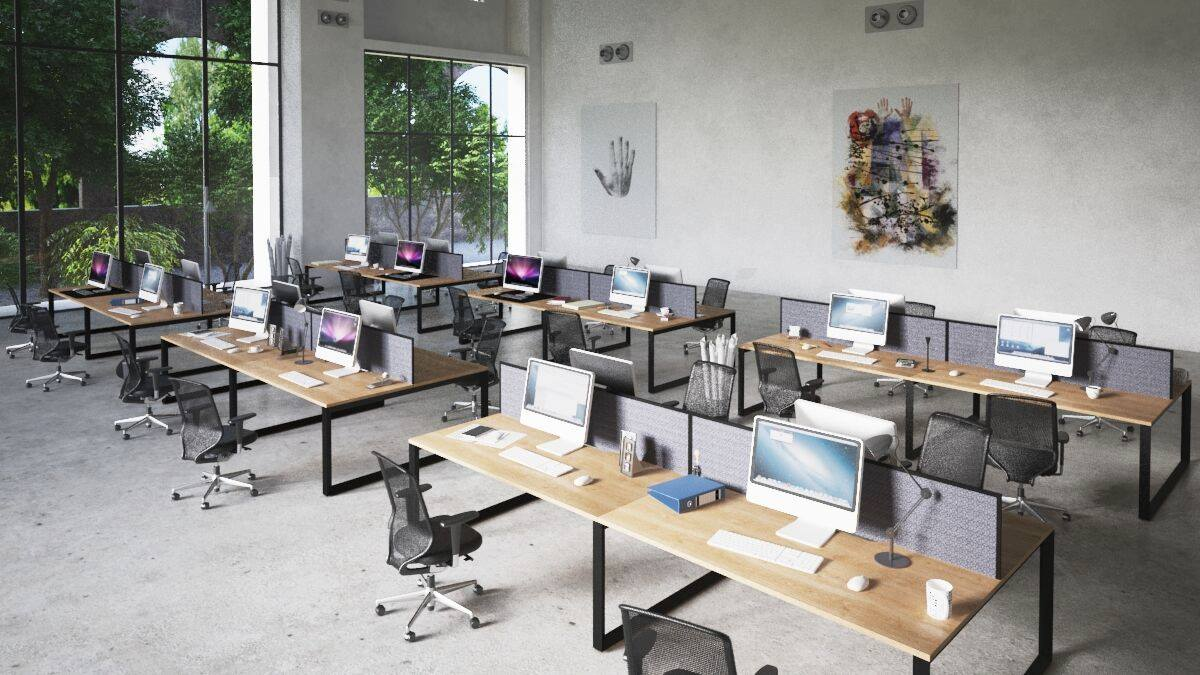 office fit out furniture